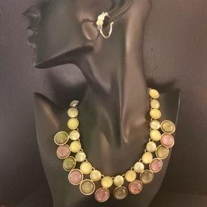 Liz Claiborne Necklace Set